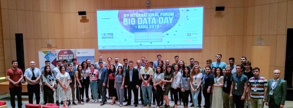 Big Data Day Baku 2019 - BDDB2019